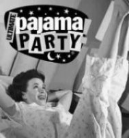 girl's ultimate pajama party