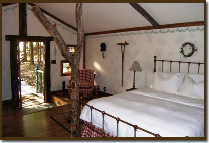 The Alsace Cottacge room