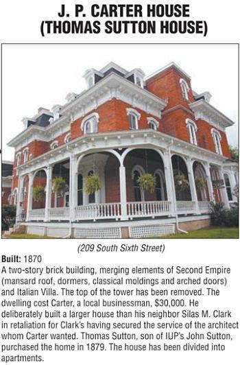 Thomas Sutton House article