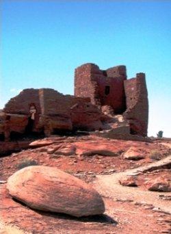 wupatki ancient pueblo