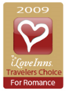 2009 I Love Inns Travelers Choice For Romance