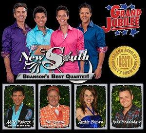 new south branson missouri grand jubilee quartet