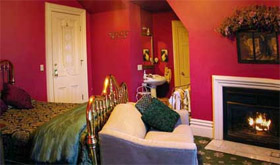 Vermillion Guest Room