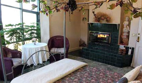 The Solarium Guest Room