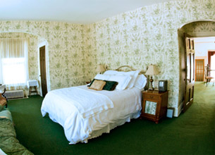 Coryell Suite Chesny's Keswick Manor