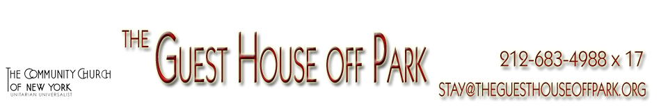 Guest House off Park header