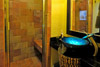 Los Amantes has a wonderful steam shower, great for relaxing after skiing
