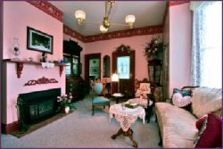 bonanza room pink living room