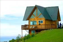 Alaska Adventure Cabins Dovetail