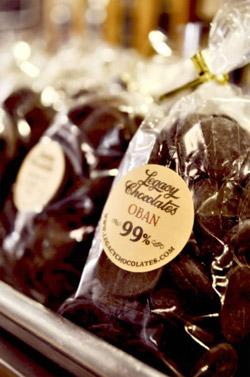 legacy chocolate truffles