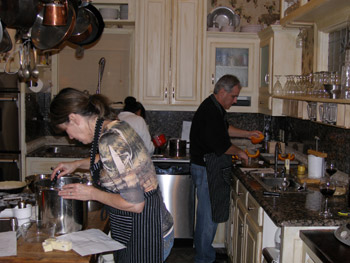 Culinary and Cooking courses chef school at Elmcreek Manor in Dallas, Texas