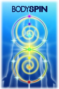 body spin healing method diamonds with swirls
