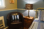 Bedside sofa Hollyhock suite
