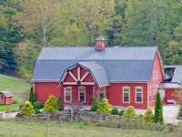 The Barn accommodations lodging millersburg ohio bed and breakfast