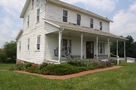 John Yoder Amish Home