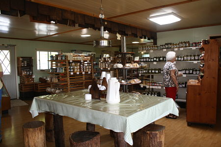 Amish Country food store