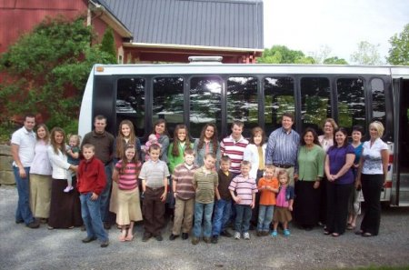 Duggar Family on TLC's 18 kids and counting