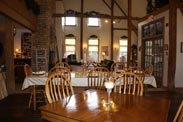 The Barn Inn bed and breakfast dining room 2