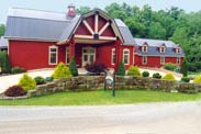The Barn Inn Bed & Breakfast holmes county lodging