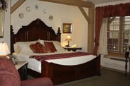 Guest Bedroom at The Barn Inn