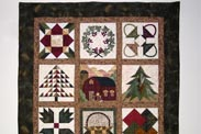 Quilt at The Barn Inn