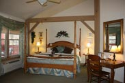 Guest Room at The Barn Inn b&b in Holmes County