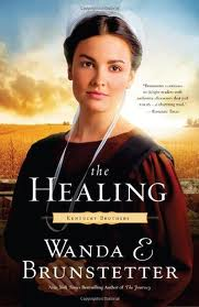 Wanda Brunstetter The Healing photo
