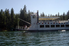 River Cruise in Coeur d'Alene