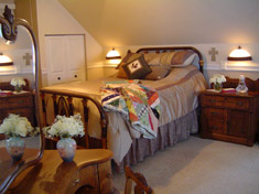 Accommodations at American Country Bed & Breakfast in coeur d alene