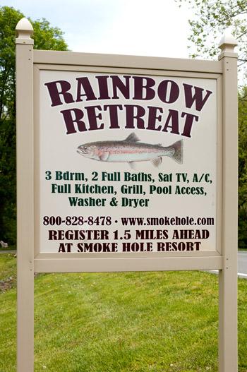 Rainbow Retreat Family Lodging