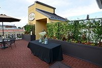 Rooftop Venue at Bleckley Inn & Suites