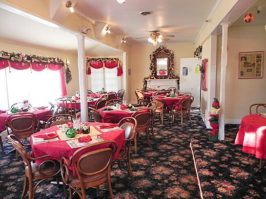 Parkview Country Restaurant in Augusta, Kentucky