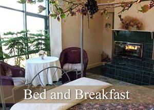 bed and breakfast accommodations at Classic Rosewood