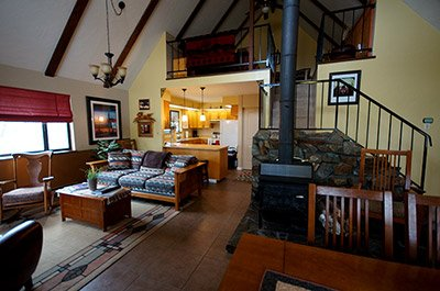 Hideaway Room at Prescott Pines inn in Arizona