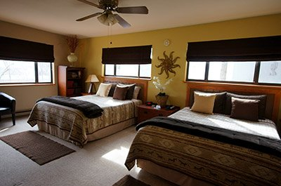 Grand Canyon Room at Prescott Pines inn in Arizona