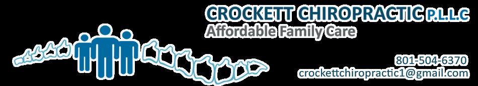 Crockett Chiropractic Header