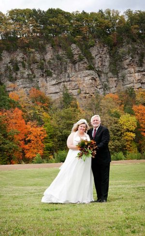 Weddings at Smoke Hole Resort