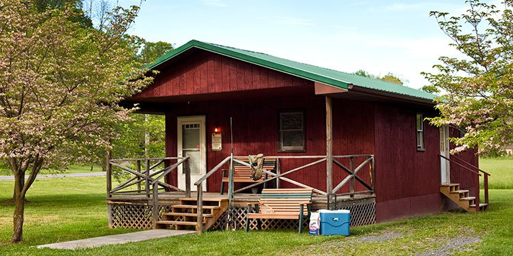 Beau Family Cottages | Smoke Hole Resort Lodging And Caverns In Seneca Rocks,  West Virginia