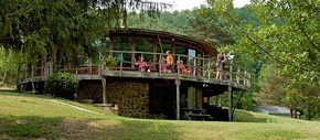 Round House Family Lodging