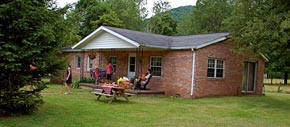 Seneca Rocks Retreat Family Lodging