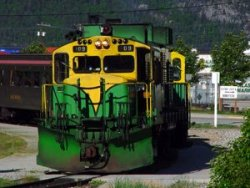 Texas train rides