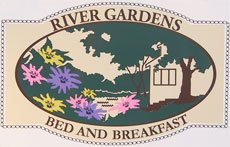 River Gardens Bed and Breakfast Logo