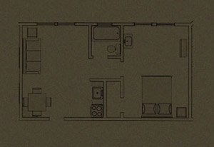superior suite floor layout