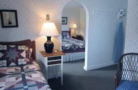 Room Nine: Gardenview Suite