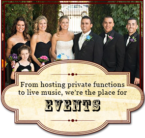 Events at 1880 Union Hotel in Los Alamos, CA