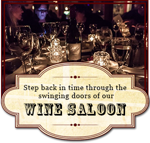 Wine Saloon at 1880 Union Hotel in Los Alamos, CA