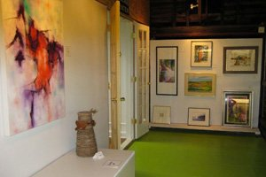 picture of the Art Loft gallery