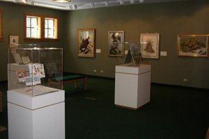 picture of the Rogery Tory Peterson Institute gallery