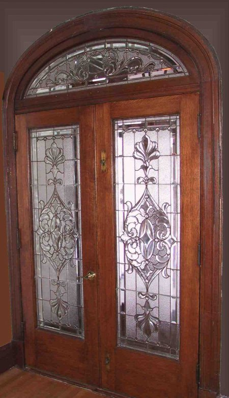 The Front Entrance Doors