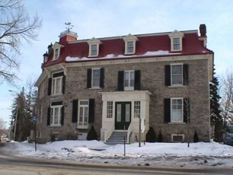 Beaver Hall,, 75 King St. W., Gananoque